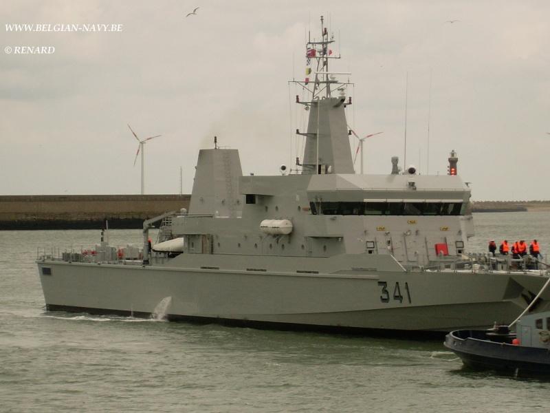 Portes ouvertes 2011 - Navy Days Zeebrugge 2011   - Page 2 Sl374256