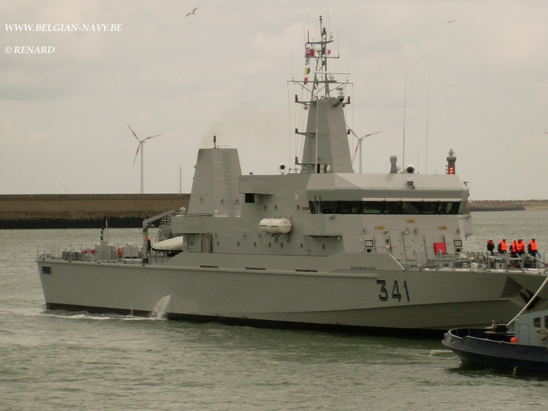 Royal Moroccan Navy OPV-70 / Classe Bir Anzarane Sl374256