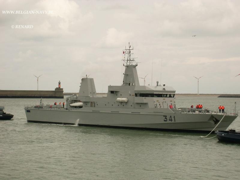 Royal Moroccan Navy OPV-70 / Classe Bir Anzarane Sl374257