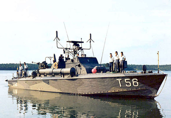 Swedish Navy - Maine Suédoise T56c10