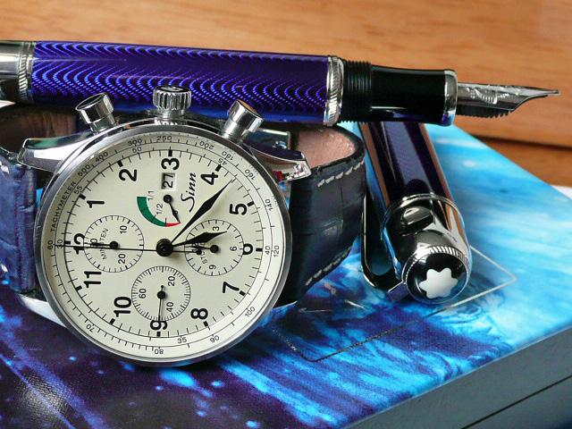 ma 8eme SINN : 900 chrono GMT, merci TACTIC P1010119