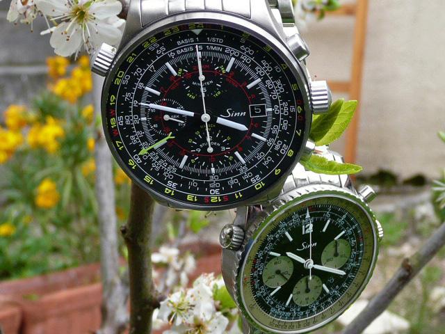 ma 8eme SINN : 900 chrono GMT, merci TACTIC P1010511