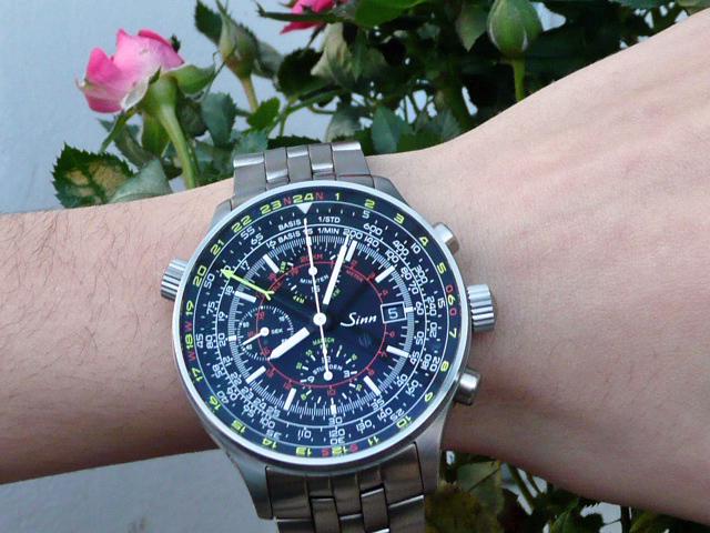 ma 8eme SINN : 900 chrono GMT, merci TACTIC P1010519