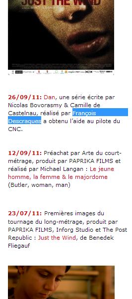 """[Série] """"Dan"""" avec Justine Le Pottier et Bertrand Usclat (2012) Dan_fd10"""