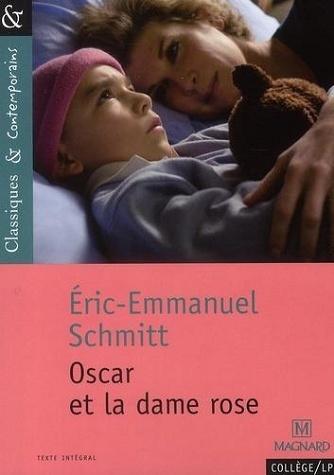 Schmitt Eric Emmanuel - Oscar et la dame rose Oscar10