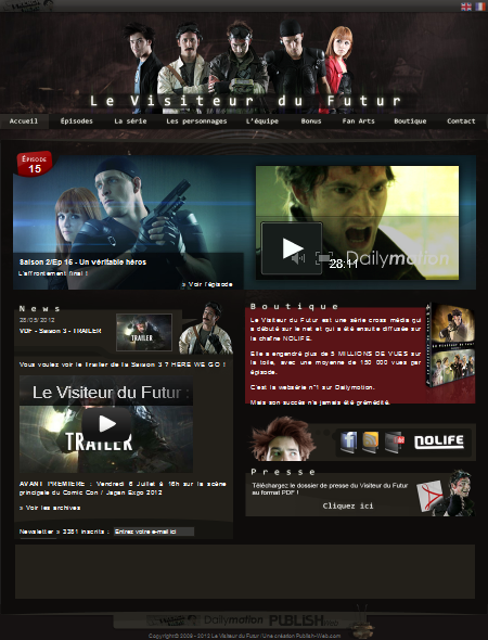 Le site web du Visiteur du Futur Vdf_si11