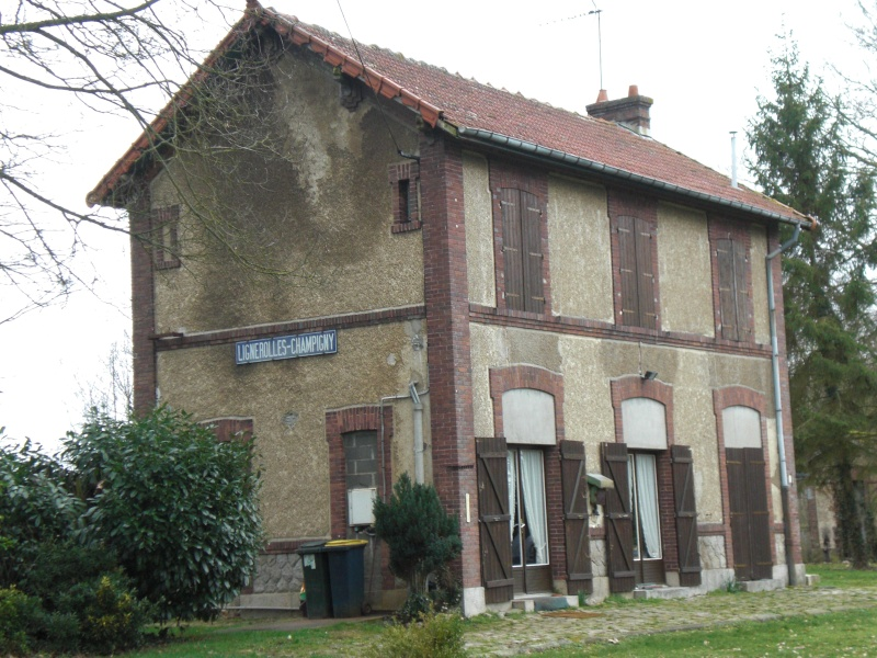 Sur l'ancienne ligne ROUEN/ORLEANS Cimg0810