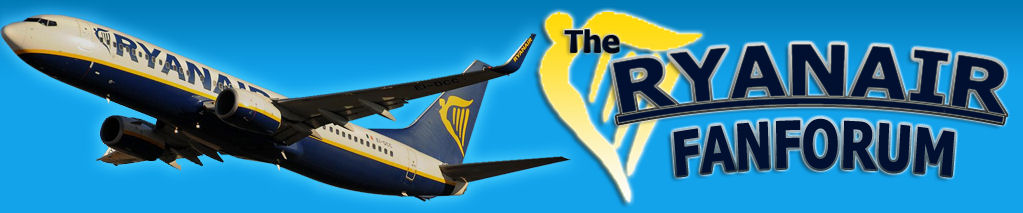 Ryanair Fanclub Forum