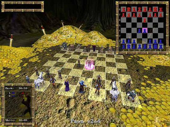 لعبه الشطرنج war chees على 14 سيرفر War-ch10