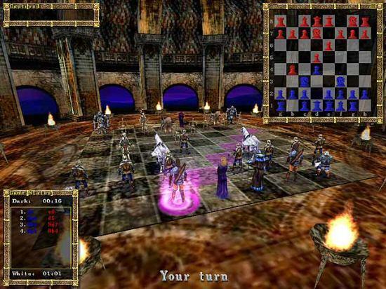لعبه الشطرنج war chees على 14 سيرفر War-ch12