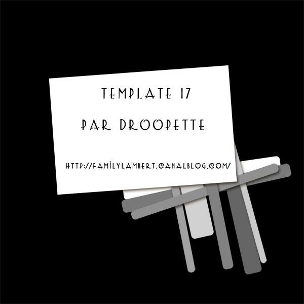 Les Templates de Droopette Droope20