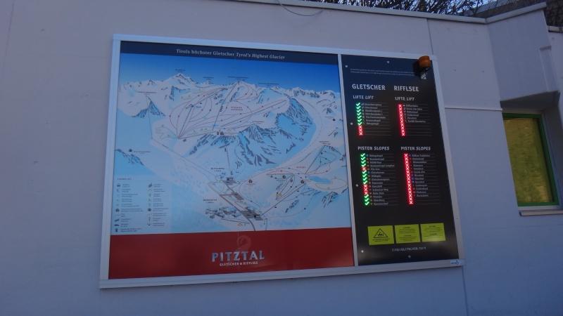 Pitztaler Gletscher, Tyrol, Autriche, 11 et 12 Novembre 2011 Dsc00211