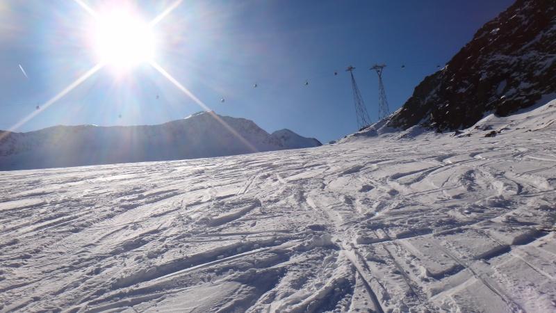 Pitztaler Gletscher, Tyrol, Autriche, 11 et 12 Novembre 2011 Dsc00236