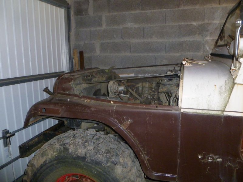 Restauration CJ5  P1020918