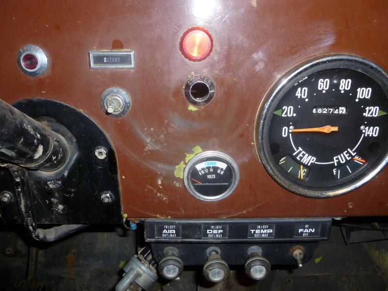 Restauration CJ5  P1020933