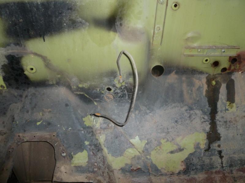 Restauration CJ5  P1030067