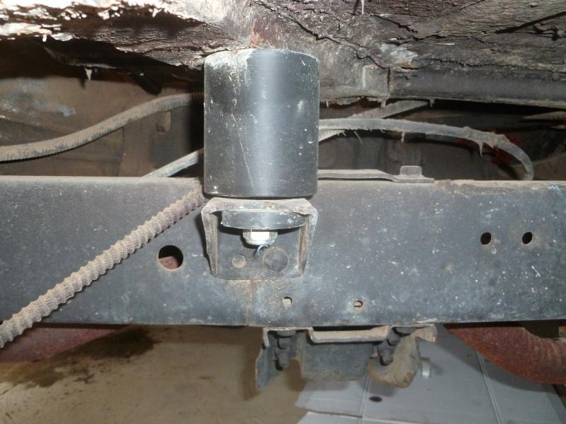 Restauration CJ5  P1030075