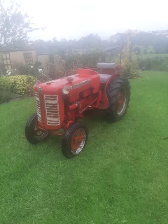 nouveau tracteur...IH 137 - Page 2 20191013