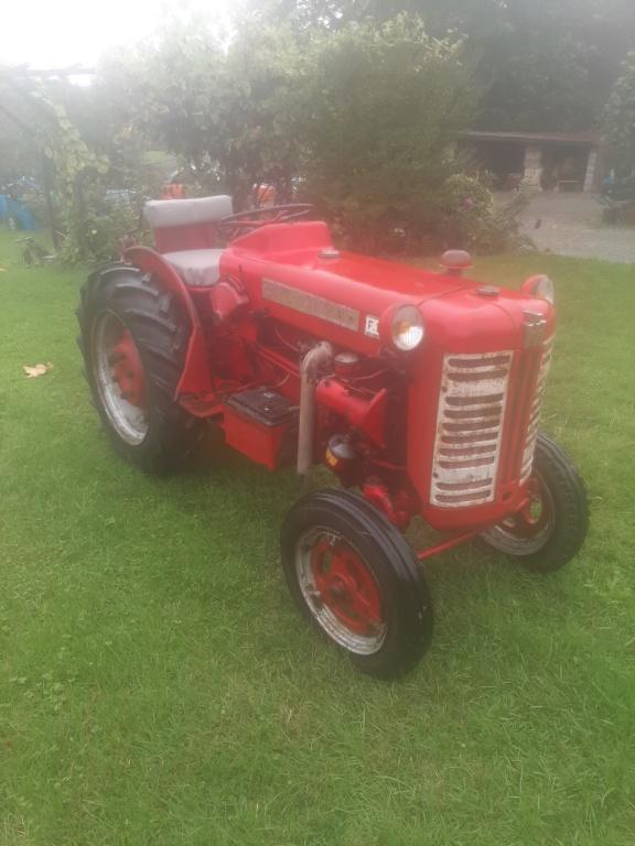 nouveau tracteur...IH 137 - Page 2 20191014