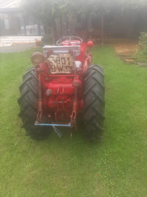 nouveau tracteur...IH 137 - Page 2 20191017