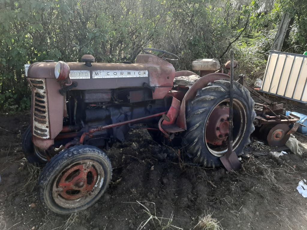 TRACTEUR - nouveau tracteur...IH 137 Ih_13710
