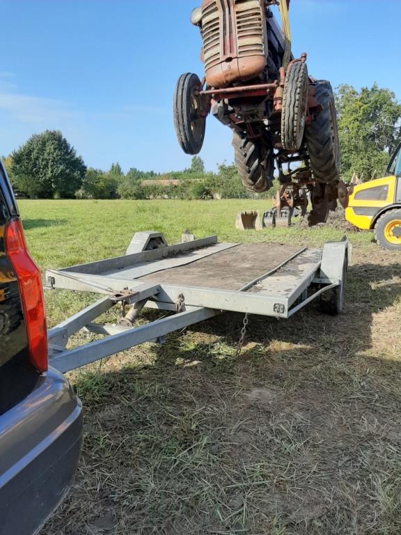 TRACTEUR - nouveau tracteur...IH 137 Ih_13711
