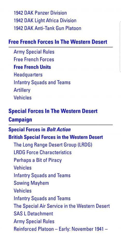 Campaign Book : the Western Desert ... demandez le menu .. et resortez les palmiers ...  510