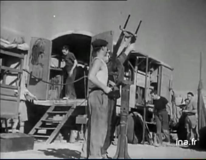 MAC 31 Reibel Medium Machine Gun chez Shapeways  Captur29