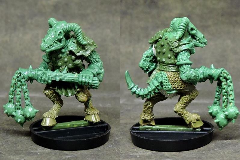 Des hommes bêtes, des gobs mutant, un démon, le tout Oldhammer en Kickstarter  Captur41