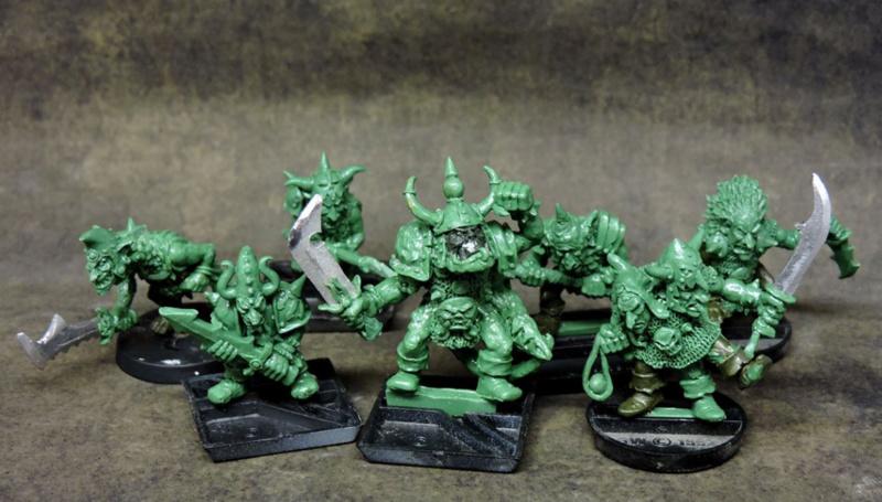 Des hommes bêtes, des gobs mutant, un démon, le tout Oldhammer en Kickstarter  Captur42