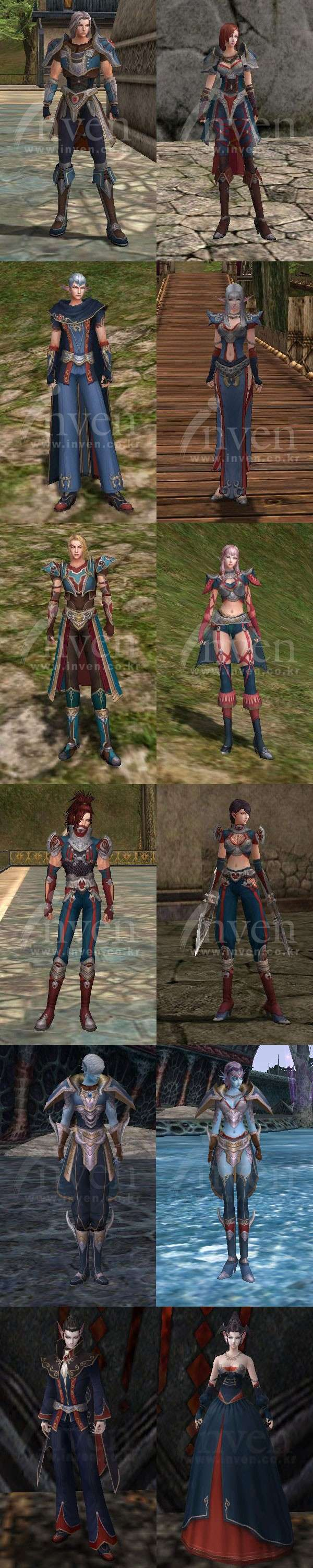 Rohan all class suit preview (completed) Bena10
