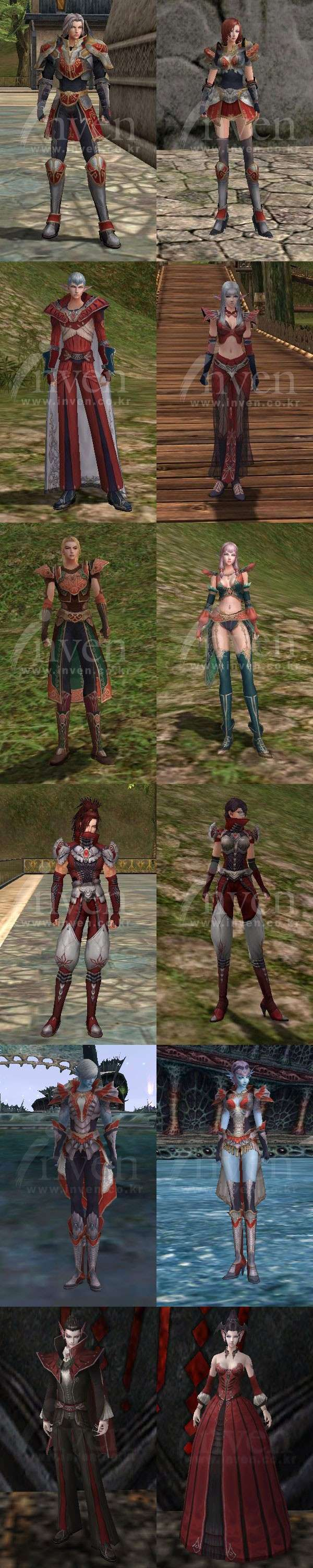Rohan all class suit preview (completed) Elemen11