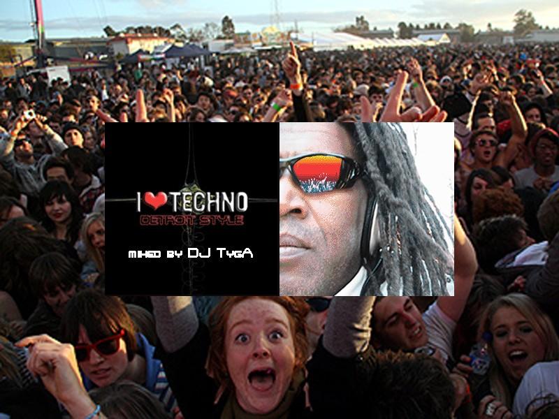 TRANCE - GOA -  DJ TygA - Psychedelic_Mind Dj_tyg10