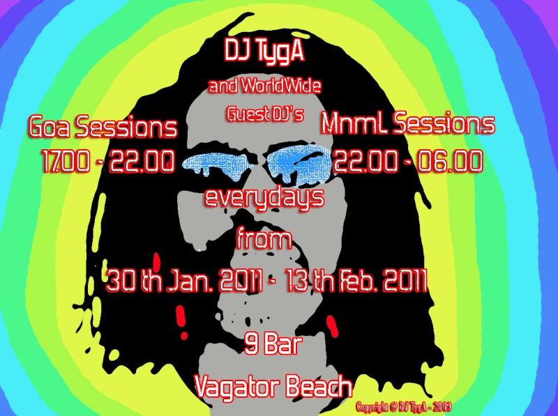 TRANCE - GOA -  DJ TygA - Psychedelic_Mind Goa_se10