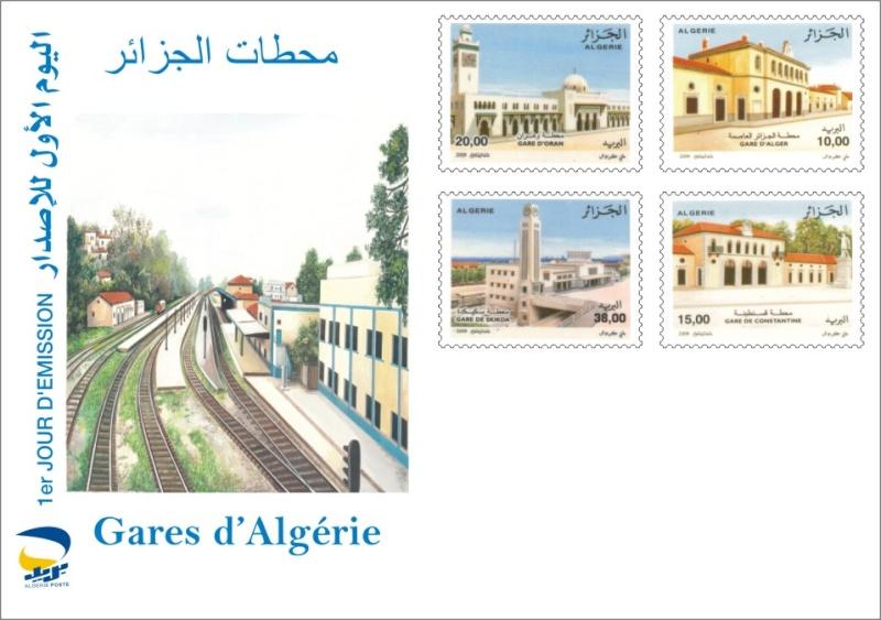 "Emission ""Gares d'Algérie"" du 09 Juillet Enve10"