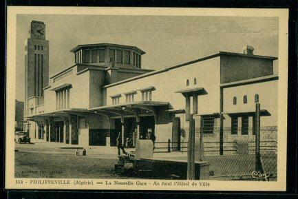 """Emission """"Gares d'Algérie"""" du 09 Juillet Skikda10"""