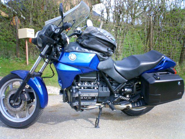 Moto BMW K75 ABS Cimg0313