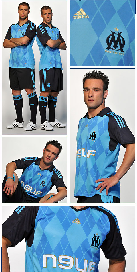 OM maillot 2008/2009 Montag11