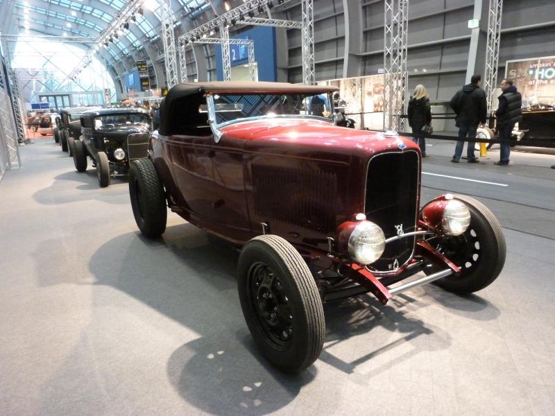 Hot rod #4 Essen motor show P1000110