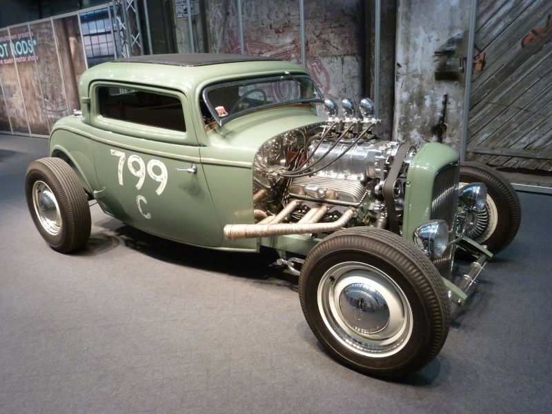 Hot rod #4 Essen motor show P1000113