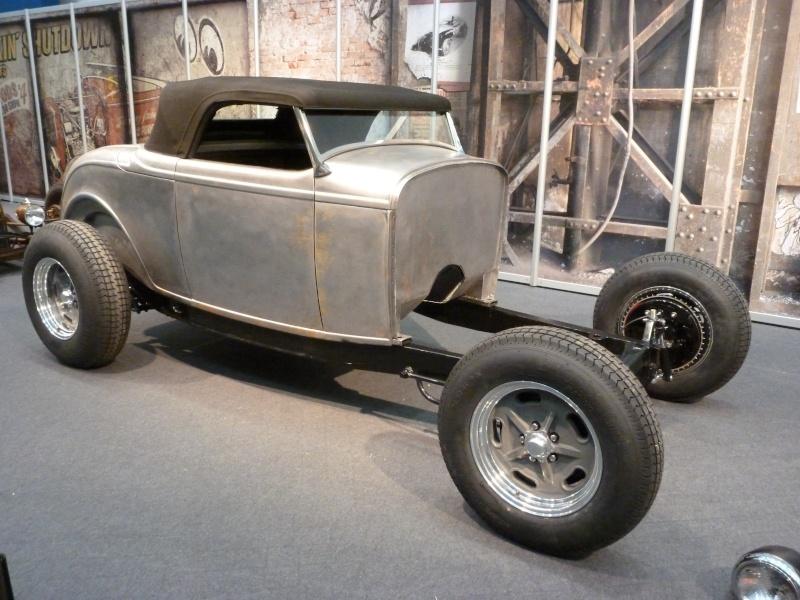 Hot rod #4 Essen motor show P1000115