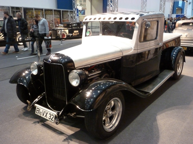 Hot rod #4 Essen motor show P1000118