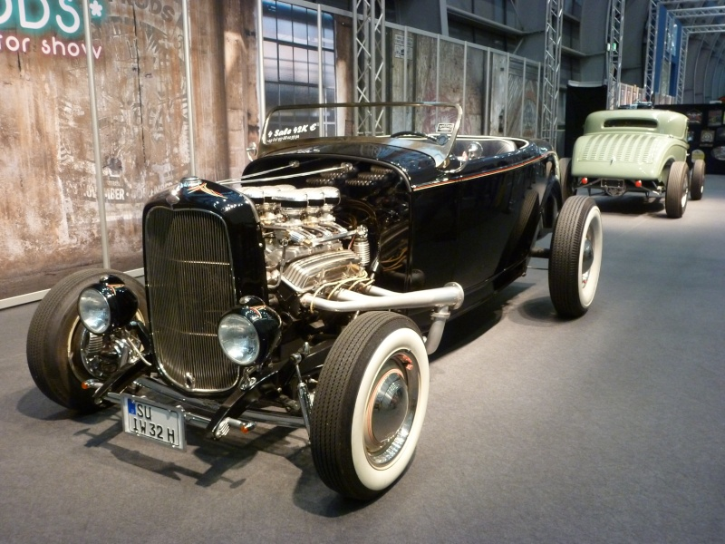 Hot rod #4 Essen motor show P1000119