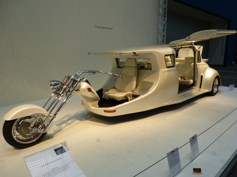 Hot rod #4 Essen motor show P1100012