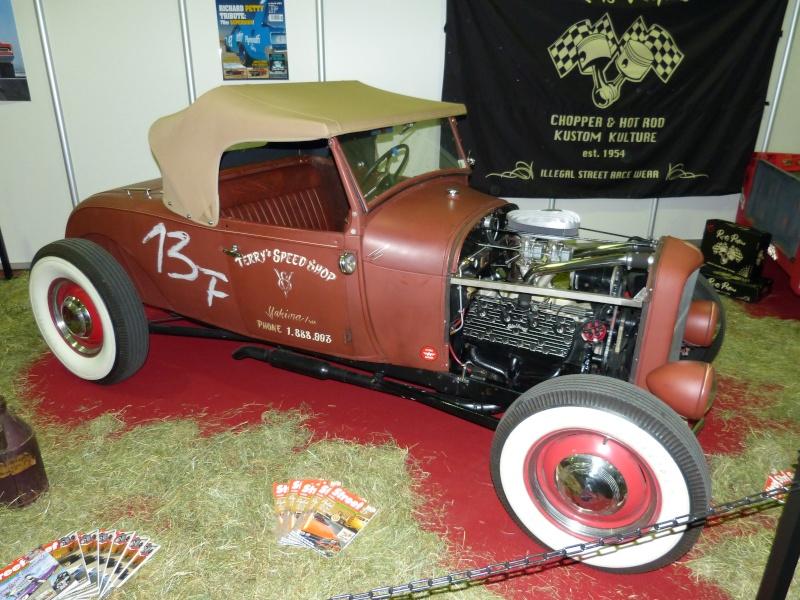 Hot rod #4 Essen motor show P1100110
