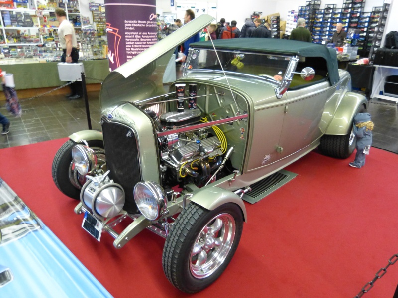 Hot rod #4 Essen motor show P1100113