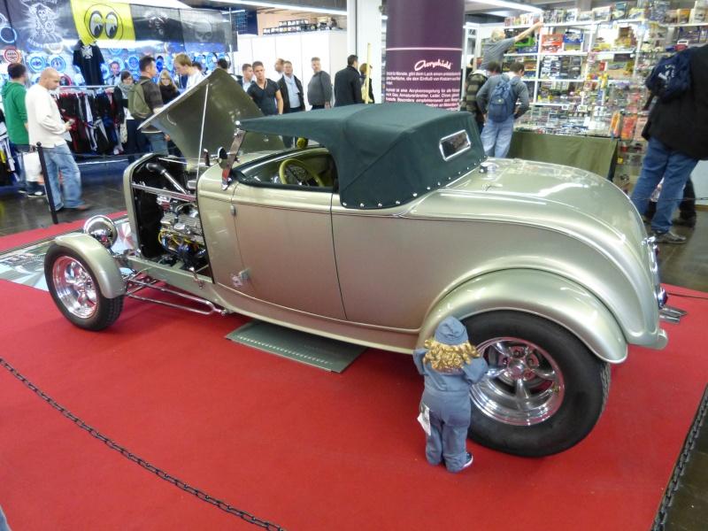 Hot rod #4 Essen motor show P1100114