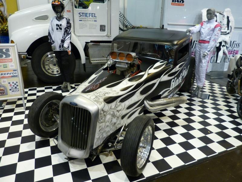 Hot rod #4 Essen motor show P1100314