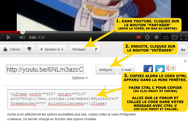 FAQ - Forum Transformers et Site web Ytvid10