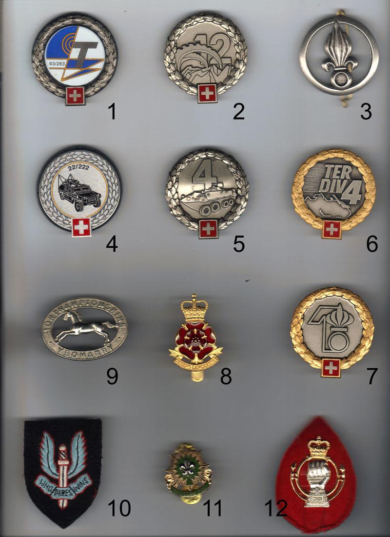 insignes de beret 1016
